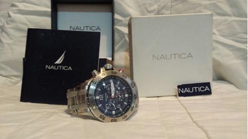 reloj náutica original