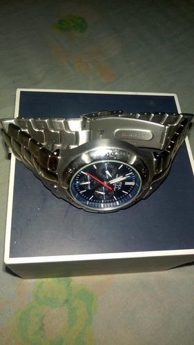 reloj nautica original caballeros acero inoxidable md n10061