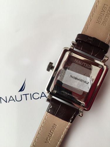 reloj nautica para dama