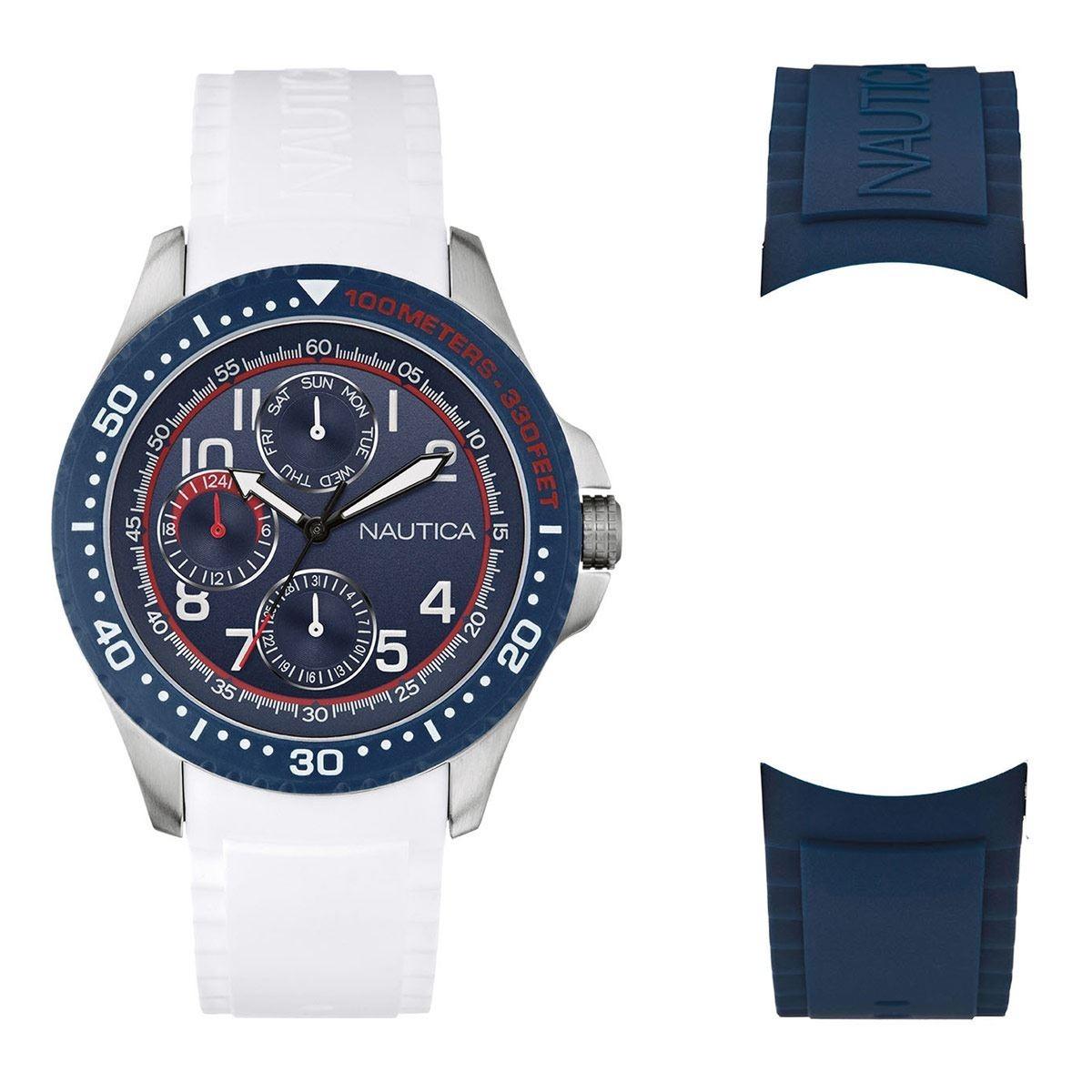 Reloj Nautica Para Hombre Modelo  Napjbc009 Envio Gratis ... c2de64f8a182
