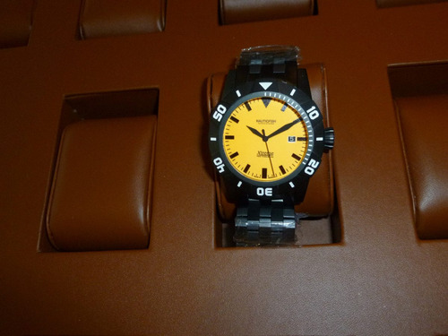 reloj nauticfish xtreme expedition ii 2000m  pvd