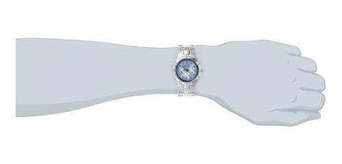 reloj nautico multifuncional redondo metal n10075 para hombr
