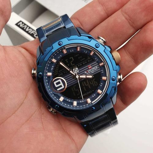 reloj naviforce nf9146s hombre