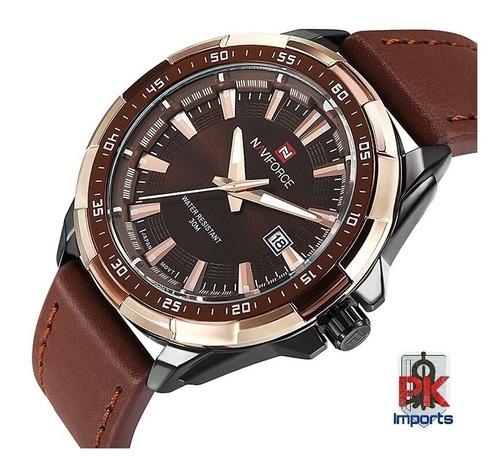 reloj naviforce original en caja cuarzo moda envío gratis!