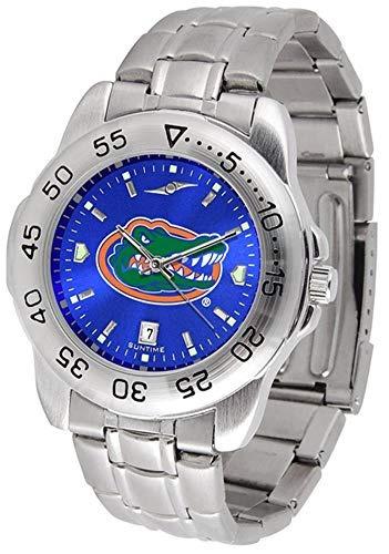 reloj ncaa florida gators men's anochrome sport watch with s