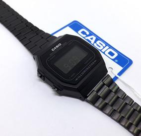 cda5e49ebc9a Reloj Casio Clasico Negro - Reloj Casio en Mercado Libre México