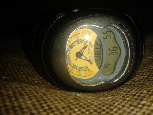 reloj nike cross training h20 modelo raro original