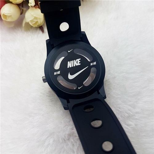 reloj nike sport reloj deportivo negro