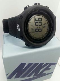 Con Envío Nike Luz Gratis Negro Sumergible N5 Reloj Digital LUzjSMGVqp
