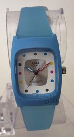 50a7f49937bf Reloj Q Q Citizen Para Niños - Reloj de Pulsera en Mercado Libre México