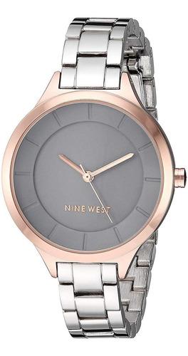 reloj nine west mujer 100% original