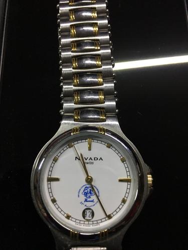 reloj nivada 31 aniversario pascual boing único