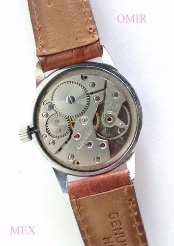 reloj nivada suizo vintage cuerda caja 29mm