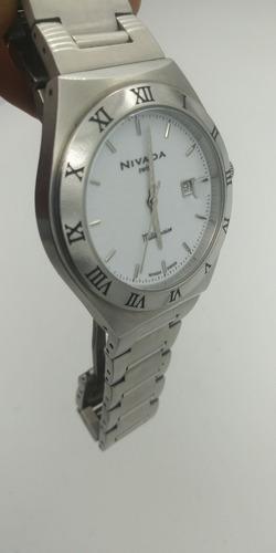 reloj nivada swiss made millonaire np3357