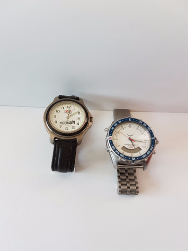reloj nivada swiss np12604 original lujo nuevo + 2 regalo.