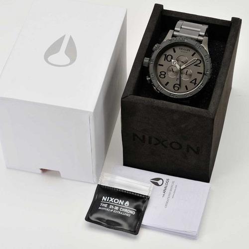 reloj nixon a083-1062 nuevo original en caja