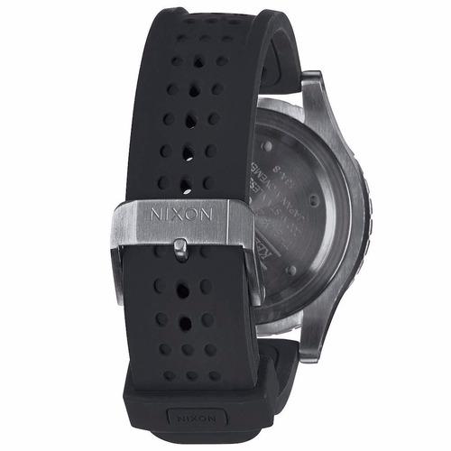 reloj nixon a2781089 a2781426 cronografo 48-20 200m wr acero