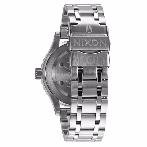 reloj nixon a4102054 38-20 acero 200m wr corona roscada