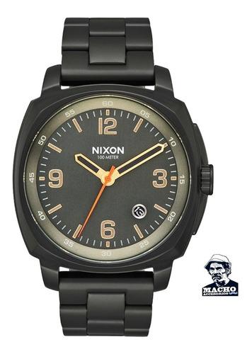reloj nixon charger a10721032 original nuevo con garantia