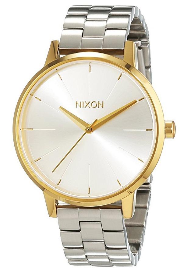 Reloj Nixon Kensington Acero Inoxidable Mujer A0992062