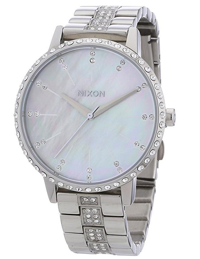Reloj Nixon Kensington Acero Inoxidable Mujer A099710