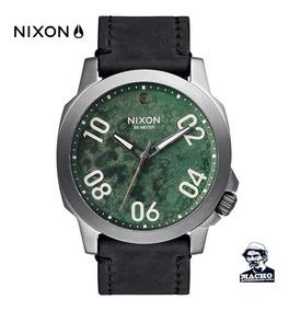 Reloj Nixon Ranger A4662069 En Stock Original Garantía Caja