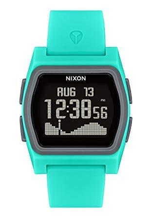 San Francisco ac6dc 73f77 Reloj Nixon Rival Digital Para Mujer Turquesa 38mm