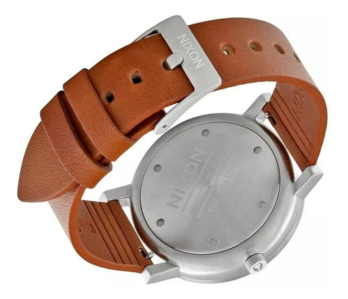 reloj nixon rollo white