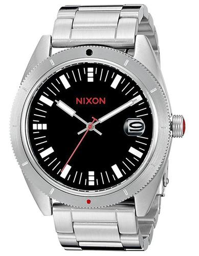 reloj nixon rover ss acero inoxidable hombre a359008