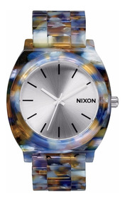 Reloj Nixon Time Teller Acetato , 40 Mm 5a3271116 Cgr