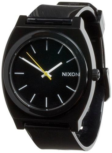 38c0825491e5 Reloj Nixon Time Teller P Negro -   2