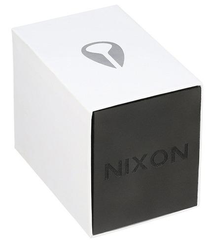 reloj nixon unisex re-run a169698