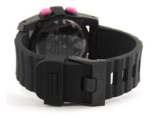 reloj nixon unit a4901614 temperatura 10 bar silicona envio gratis watch fan locales palermo saavedra