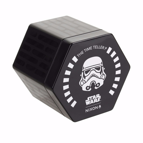 reloj nixon unit star wars a197sw2243 stormtrooper white