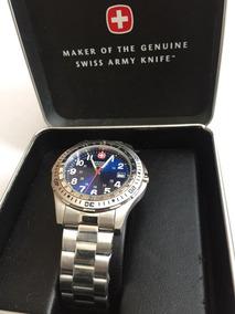 nuevo concepto 67c45 c83bf Reloj Wenger Swiss Military 7290xz - Reloj para de Hombre en ...