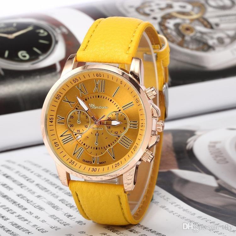 Reloj Numero Romano Dama 15000 En Mercado Libre