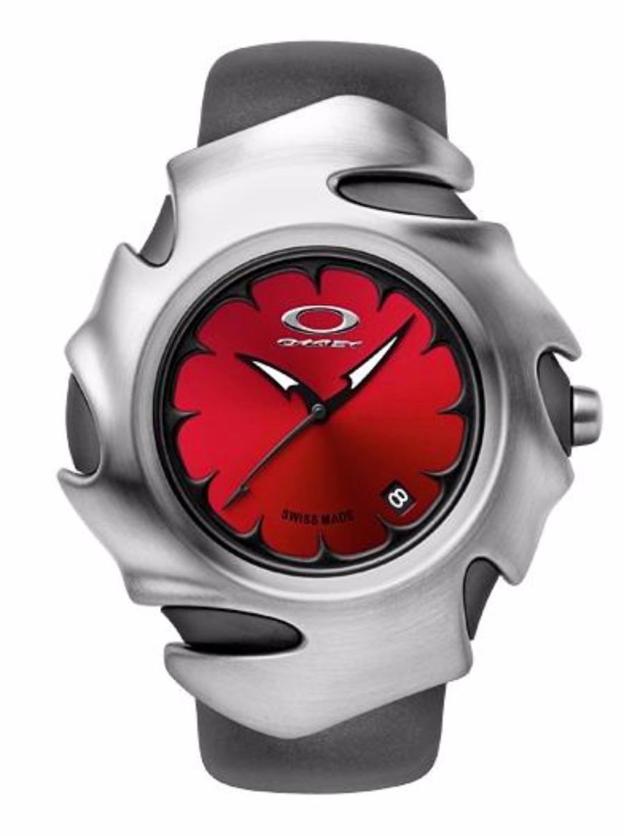 e5648b5946bf reloj oakley blade ii sunburst red original nuevo en caja. Cargando zoom.