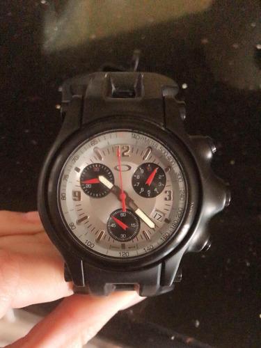 reloj oakley holeshot original