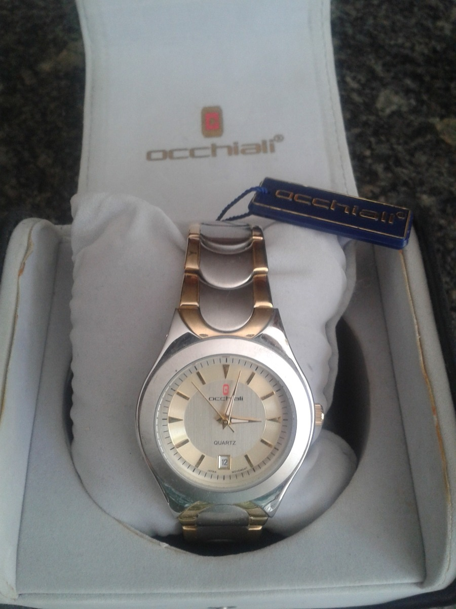 Caballero Reloj Occhiali Original Reloj Occhiali QhrtCxsd