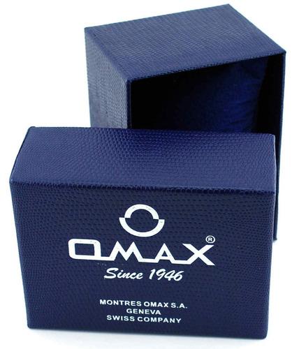 reloj omax pa20p62a men's elite sports collection multi-func