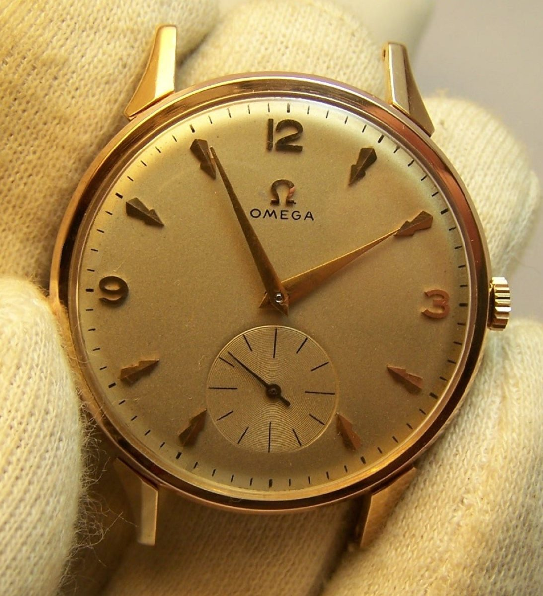Relojes Omega Hombre Oro