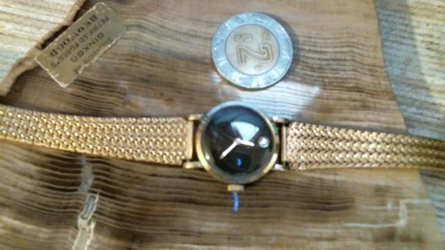 Reloj Omega Con Caja De Oro Clásico Mujer Cuerda Diamante $ 13,700.00