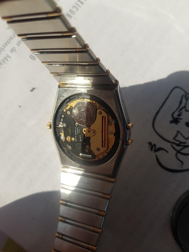 298b85de4849 reloj omega constellation acero y oro 18kt. Cargando zoom.