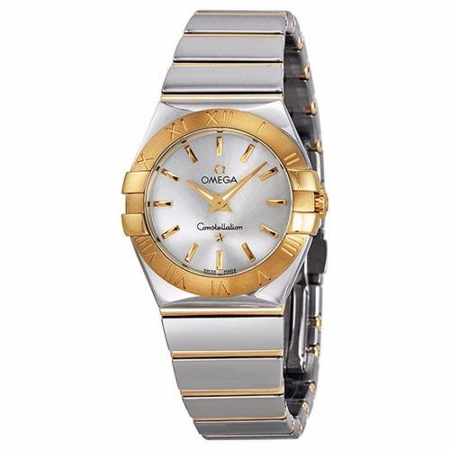 Reloj Omega De Mujer De Oro