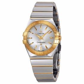 47be90fc7a5c Omega Constellation - Reloj para de Mujer Omega en Mercado Libre México