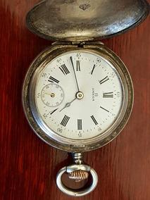 60% barato mayor selección cómo hacer pedidos Reloj Omega De Bolsillo Con Caja De Plata Grand Prix Paris2