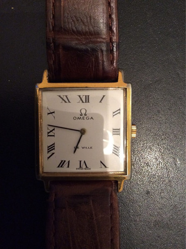 reloj omega de ville año 40, clásico