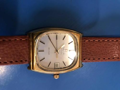reloj omega de ville calibre 1342 ref 192.0036