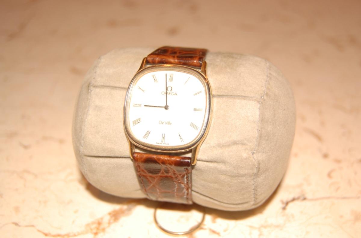 Omega Reloj De Ville