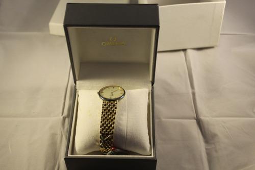 reloj omega deville 18k 750